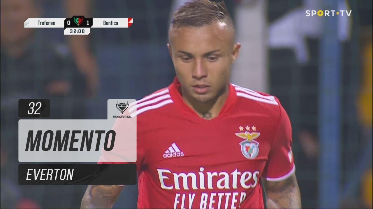 SL Benfica, Jogada, Everton aos 32'