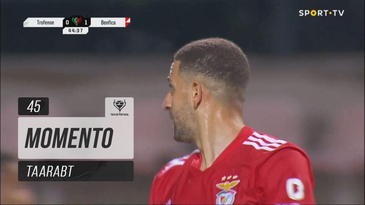 SL Benfica, Jogada, Taarabt aos 45'