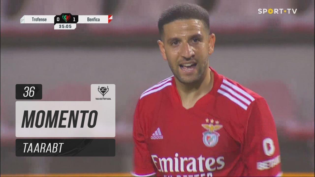 SL Benfica, Jogada, Taarabt aos 36'