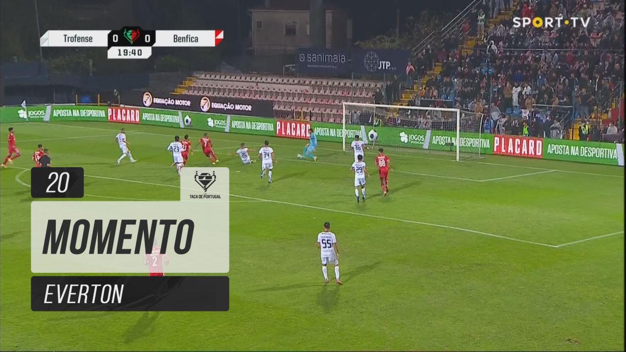 SL Benfica, Jogada, Everton aos 20'