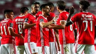 Benfica: Os 71 golos na Liga 19/20