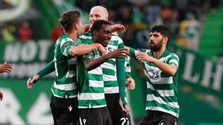 Sporting: Os 49 golos na Liga 19/20