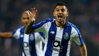 Jesus Corona (FC Porto): Golos e jogadas 2015-2020
