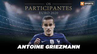 Os Participantes: Antoine Griezmann