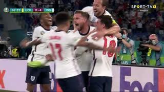 GOLO! Inglaterra, J. Henderson aos 63', Ucrânia 0-4 Inglaterra