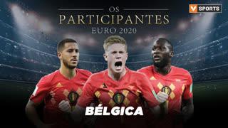Os Participantes: Bélgica