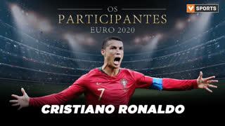 Os Participantes: Cristiano Ronaldo