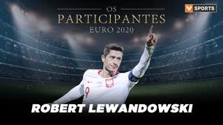 Os Participantes: Robert Lewandowski