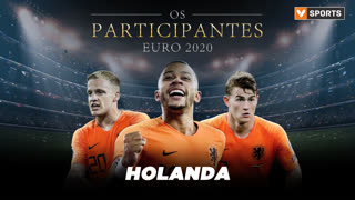 Os Participantes: Holanda