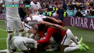 GOLO! Inglaterra, H. Kane aos 86', Inglaterra 2-0 Alemanha