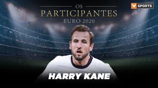 Os Participantes: Harry Kane