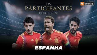 Os Participantes: Espanha