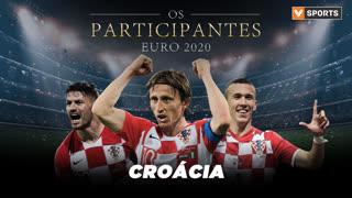 Os Participantes: Croácia