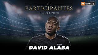 Os Participantes: David Alaba