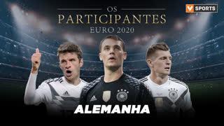 Os Participantes: Alemanha