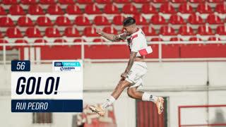 GOLO! Leixões SC, Rui Pedro aos 56', Leixões SC 1-1 Varzim SC