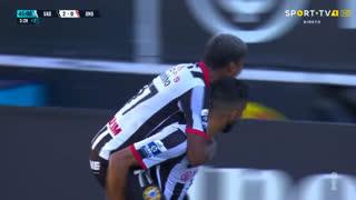GOLO! Varzim SC, Heliardo aos 45'+4', Varzim SC 2-0 Estrela Amadora