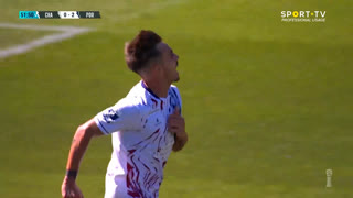 GOLO! GD Chaves, João Mendes aos 52', GD Chaves 1-2 FC Porto B
