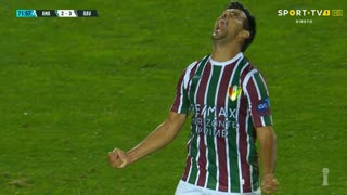 GOLO! Estrela Amadora, Miguel Rosa aos 72', Estrela Amadora 2-3 Rio Ave FC