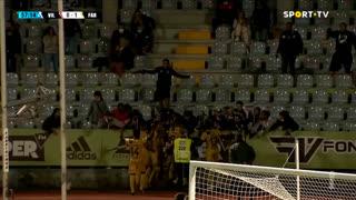 GOLO! SC Farense, Loide Augusto aos 57', Vilafranquense 0-1 SC Farense