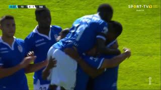 GOLO! CD Feirense, S. Onyemaechi aos 24', CD Feirense 1-1 Varzim SC