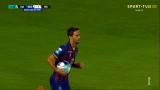 GOLO! GD Chaves, Nuno Coelho aos 63', GD Chaves 1-1 FC Penafiel
