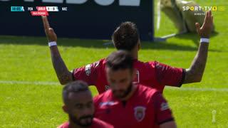 GOLO! FC Penafiel, Ruca aos 38', FC Penafiel 1-0 CD Nacional