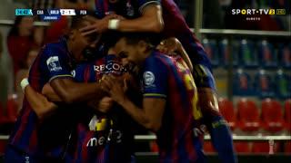 GOLO! GD Chaves, Nuno Coelho aos 75', GD Chaves 3-1 FC Penafiel