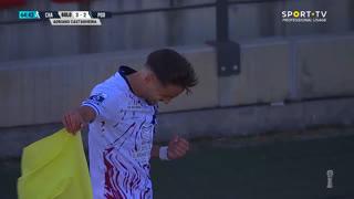 GOLO! GD Chaves, Adriano Castanheira aos 65', GD Chaves 3-2 FC Porto B