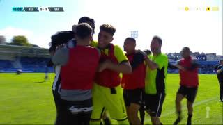 GOLO! Varzim SC, Heliardo aos 16', CD Feirense 0-1 Varzim SC