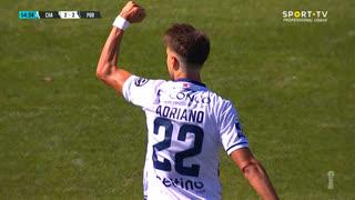 GOLO! GD Chaves, Adriano Castanheira aos 55', GD Chaves 2-2 FC Porto B