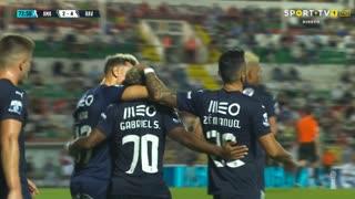 GOLO! Rio Ave FC, Gabrielzinho aos 73', Estrela Amadora 2-4 Rio Ave FC
