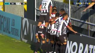 GOLO! Varzim SC, Heliardo aos 8', Varzim SC 1-0 Estrela Amadora