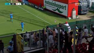 GOLO! Varzim SC, Tavinho aos 32', Leixões SC 0-1 Varzim SC