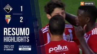 Liga Portugal SABSEG (6ª Jornada): Resumo A. Académica 1-2 Vilafranquense