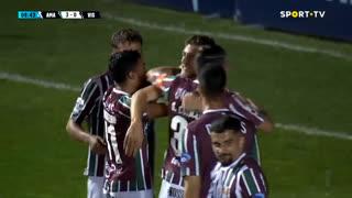GOLO! Estrela Amadora, Paulinho aos 9', Estrela Amadora 3-0 Ac. Viseu