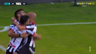 GOLO! Varzim SC, Luís Silva aos 54', Varzim SC 3-0 Estrela Amadora