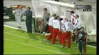 GOLO! Gil Vicente FC, Manoel aos 10', Belenenses 0-1 Gil Vicente FC