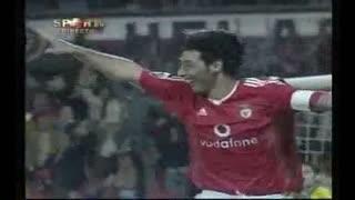 GOLO! SL Benfica, João Manuel Pinto aos 61', SL Benfica 5-0 FC P.Ferreira