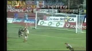 GOLO! SL Benfica, Nuno Gomes aos 75', Marítimo M. 1-2 SL Benfica