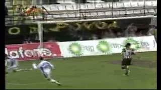 U. Leiria, golo Maciel, 49 min, 0-2