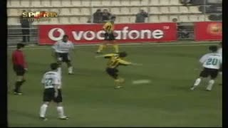 GOLO! Beira Mar, Levato aos 17', Beira Mar 2-1 FC P.Ferreira