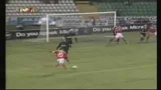 GOLO! SL Benfica, Simão aos 16', A. Académica 0-2 SL Benfica