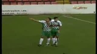GOLO! Moreirense FC, Nuno Cavaleiro aos 5', Gil Vicente FC 0-1 Moreirense FC