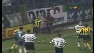 GOLO! Beira Mar, Filipe aos 6', Beira Mar 1-0 Sporting CP