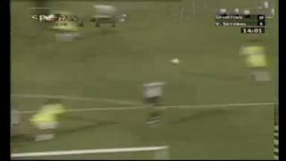 GOLO! Vitória FC, Meyong aos 14', Sporting CP 0-1 Vitória FC
