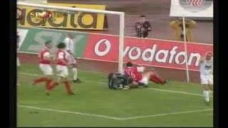 GOLO! SC Braga, Antía aos 31', SC Braga 1-1 Sta. Clara