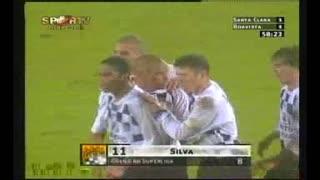 GOLO! Boavista FC, Silva aos 62', Sta. Clara 1-1 Boavista FC
