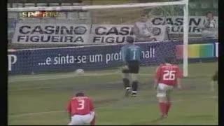 GOLO! A. Académica, Dário aos 56', A. Académica 1-3 SL Benfica