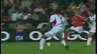 GOLO! SL Benfica, Mantorras aos 35', SL Benfica 2-0 SC Braga